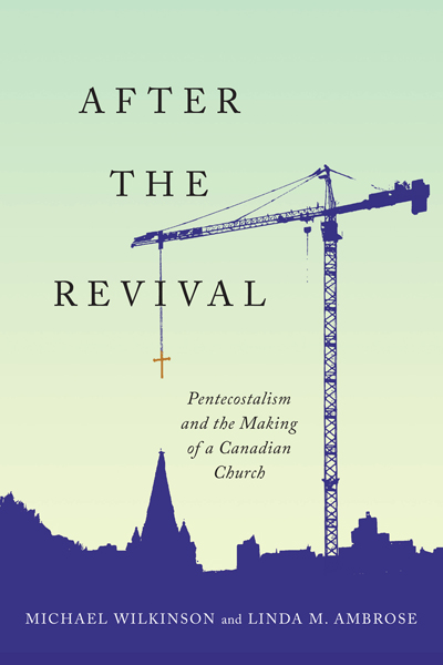 After the Revival: Pentecostalism and the Making of a Canadian Church Hardcover will be released on September 23, 2020.