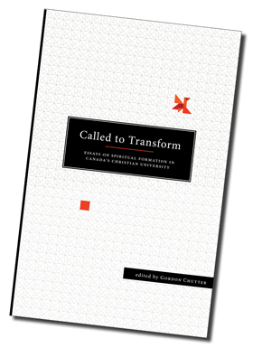 Book Cover of Called to Transform
