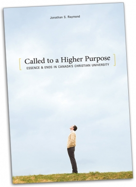 Book Cover of Called to a Higher Purpose