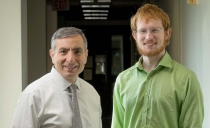 Will Sikkema and his supervisor, Dr. James Tour