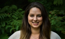 Nicole Kragt, Master of Arts in Counselling Psychology student and researcher at Trinity Western University.